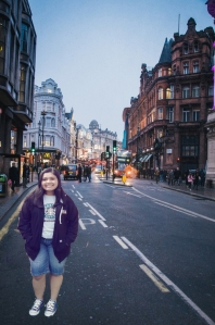 I was in London:)